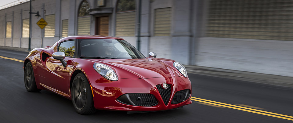 2016 alfa romeo 4c coupe for sale and lease ramsey nj. Black Bedroom Furniture Sets. Home Design Ideas