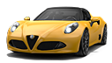 Buy or Lease a Alfa Romeo 4C Spider NJ