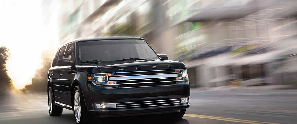 2015 Ford Flex Crossover - Salerno Duane Ford NJ 07901