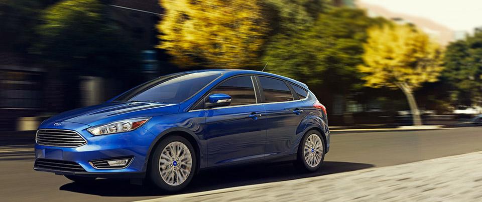 2016 Ford Focus Hatchback - Salerno Duane Ford NJ 07901