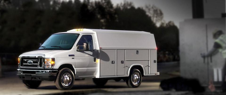 2017 Ford E-Series Cutaway Truck - Salerno Duane Commercial Trucks NJ 07901