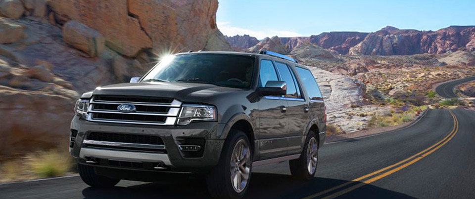 2017 Ford Expedition SUV - Salerno Duane Ford NJ 07901