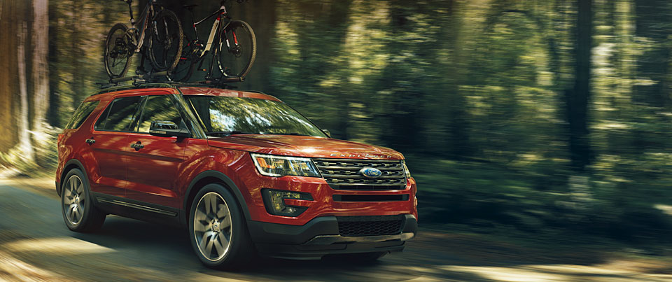 2017 Ford Explorer -Best-in-class Combo of V6 u0026 Fuel Economy. & 2017 Ford Explorer Lease Deals NJ | Ford Explorer Specials Summit markmcfarlin.com