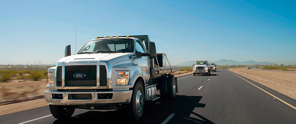 2017 Ford F-750 Super Duty Truck - Salerno Duane Commercial Trucks NJ 07901