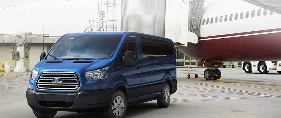 2017 Ford Transit Wagon Van - Salerno Duane Commercial Trucks NJ 07901