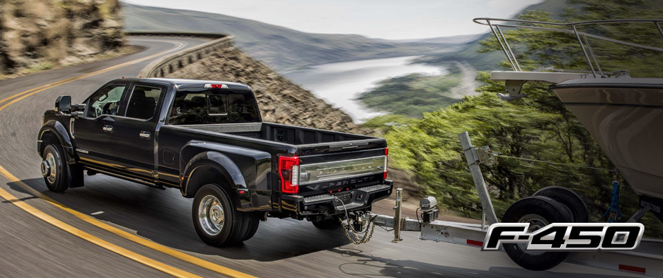 2018 Ford F-450 Super Duty Truck - Salerno Duane Commercial Trucks NJ 07901