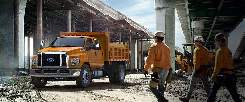 2018 Ford F-650 Super Duty Truck - Salerno Duane Commercial Trucks NJ 07901