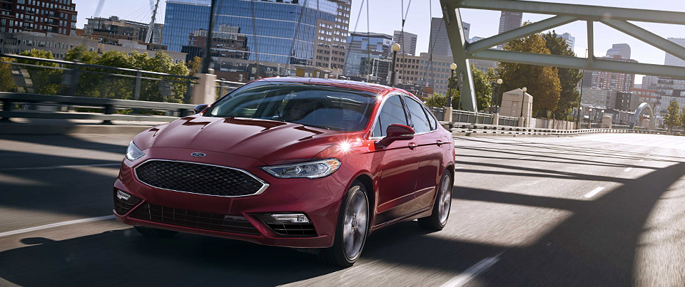 2018 Ford Fusion Sedan - Salerno Duane Ford NJ 07901