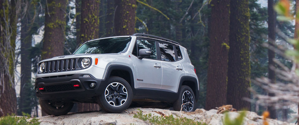 2016 Jeep Renegade Special Financing and Lease Deals NJ