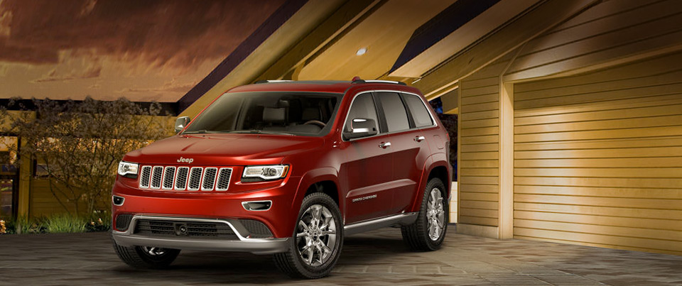 2017 Jeep Grand Cherokee SUV - Jeep Chrysler Dodge City CT 06830