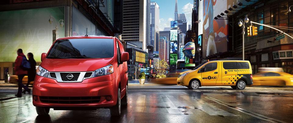 2015 Nissan NV200 Compact Cargo Van - Kingston Nissan NY 12401