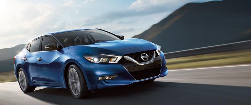 2016 Nissan Maxima Financing & Lease Deals NJ