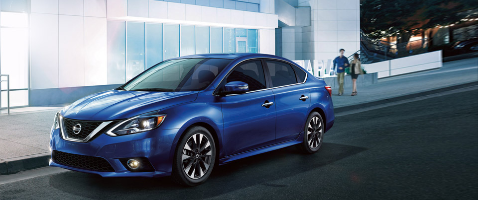 2016 Nissan Sentra Special Lease Deals NY