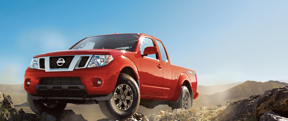 2017 Nissan Frontier Truck - Kingston Nissan NY 12401