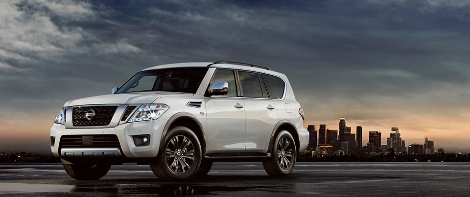 2019 Nissan Armada Financing & Lease Deals NJ