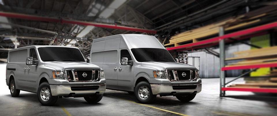 2019 Nissan NV Cargo Van - Ramsey Nissan NJ 07458