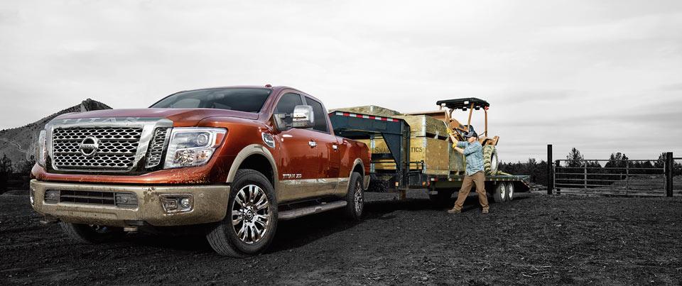 2019 Nissan Titan XD Truck - Ramsey Nissan NJ 07458